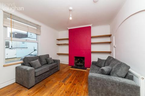 4 bedroom terraced house to rent - Grove Street, Brighton, BN2