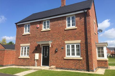 3 bedroom detached house to rent - Aitken Way, Loughborough, Leicestershire, LE11