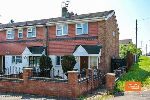 2 bedroom end of terrace house to rent - Telford Road, Beechdale, Walsall