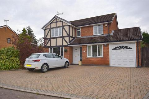 4 bedroom detached house for sale - Wentworth Close, Mickleover, Derby