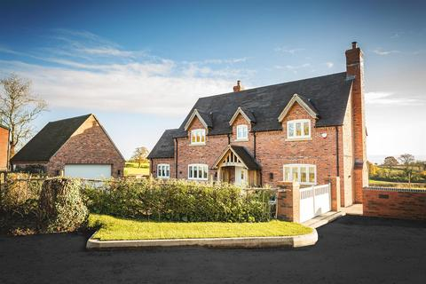 4 bedroom detached house to rent - Willows View, Dalbury Lees, Ashbourne, Derbyshire
