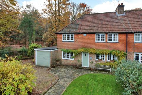 4 bedroom semi-detached house for sale - Chart Lane, Brasted Chart