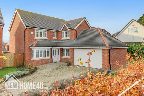 4 bedroom house for sale - Hero's Place, Northop Hall, Mold