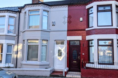 3 bedroom terraced house for sale - Clapham Road, Liverpool