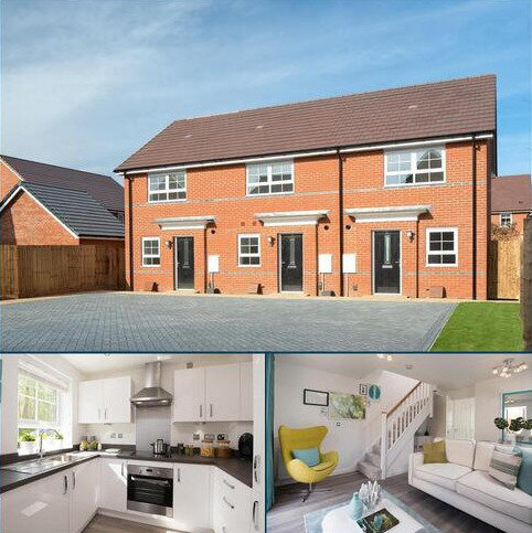 2 bedroom end of terrace house for sale - Plot 42, Washington at The Glassworks, Catcliffe, Poplar Way, Catcliffe, ROTHERHAM S60