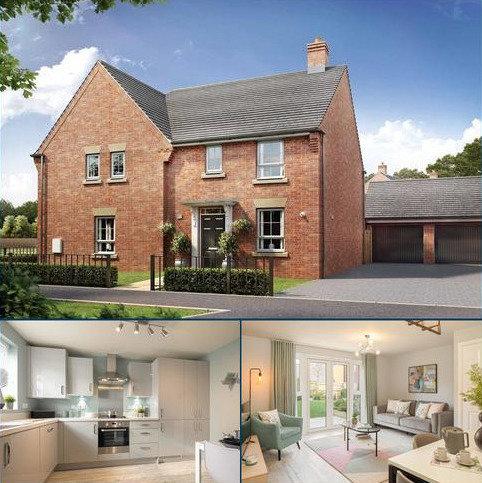 3 bedroom semi-detached house for sale - Plot 22, Barwick at Orchard Green @ Kingsbrook, Burcott Lane, Aylesbury, AYLESBURY HP22