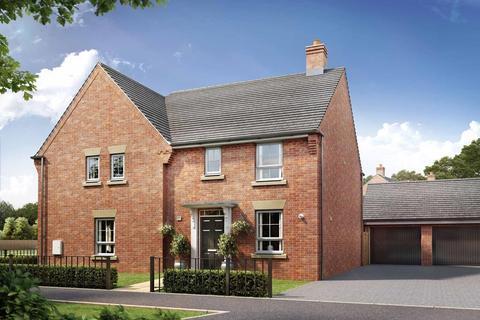 Barratt Homes - Orchard Green @ Kingsbrook - Plot 1, The Sutton at Montague Place, Plot 1, Worlds End Lane, Weston Turville, Buckinghamshiree HP22