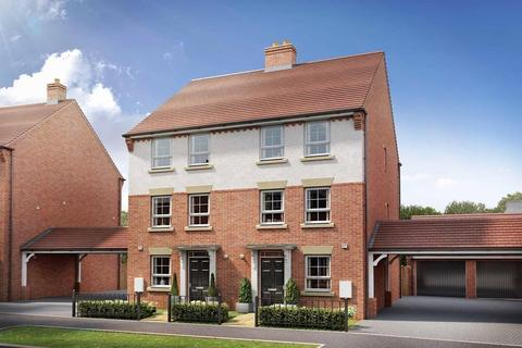 4 bedroom semi-detached house for sale - Plot 24, Faversham at Orchard Green @ Kingsbrook, Aylesbury Road, Bierton HP22