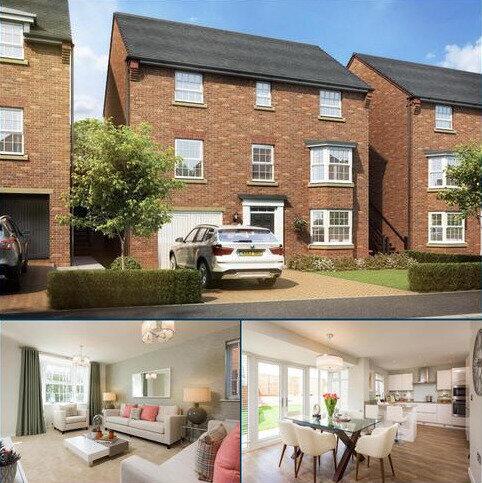 4 bedroom detached house for sale - Plot 37, Allendale at Woodland Rise, Corbridge Road, Hexham, HEXHAM NE46