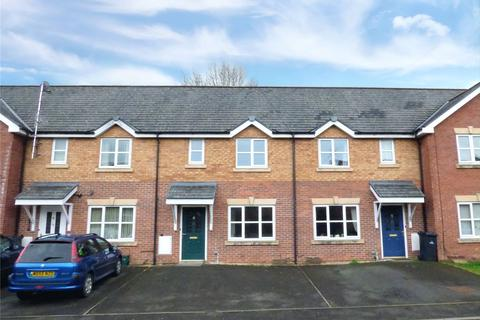 2 bedroom terraced house to rent - Long Meadow, Abermule, Montgomery, Powys