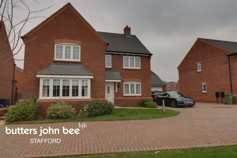 5 bedroom detached house for sale - Archford Gardens, Stafford