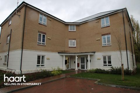 2 bedroom flat for sale - Turnpike Court, Stowmarket