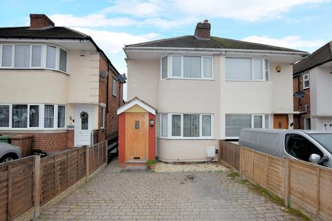 2 bedroom semi-detached house for sale - Castle Lane, Solihull, B92 8RN