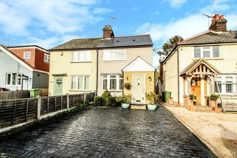 3 bedroom semi-detached house for sale - Hatch Road, Pilgrims Hatch, Brentwood, Essex, CM15