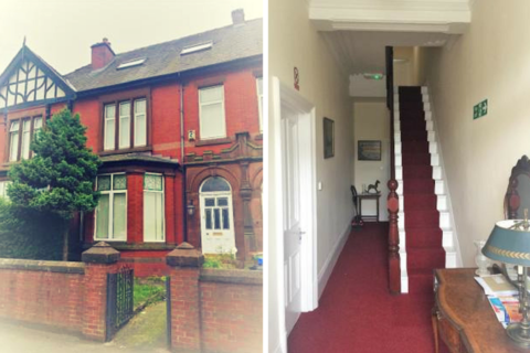 Studio to rent - Manchester Road, Ashton-under-lyne, Tameside OL7