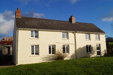3 bedroom property with land for sale - Wellewen, Llangoedmore, Cardigan SA43 2LJ