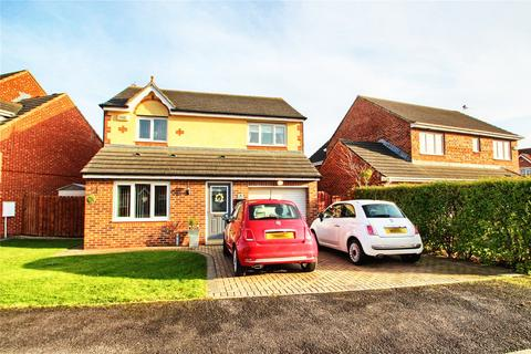 3 bedroom detached house for sale - Melrose Drive, Low Hartburn