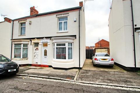 2 bedroom semi-detached house for sale - Marlborough Road, Oxbridge