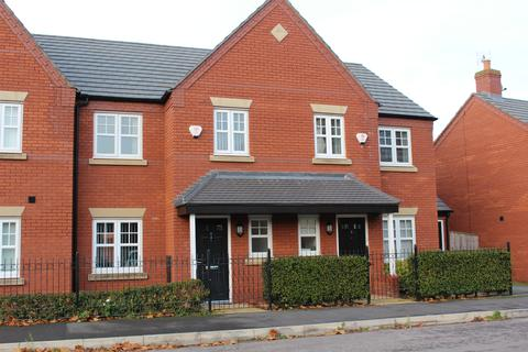 3 bedroom terraced house to rent - Caldecott Close, Chester CH2