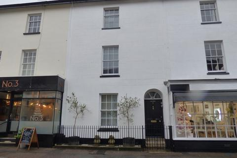 3 bedroom terraced house to rent - Topsham, beautiful Grade II listed property - 6 Months Let Only