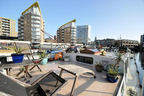 3 bedroom houseboat for sale - Limehouse Basin Marina, Limehouse E14