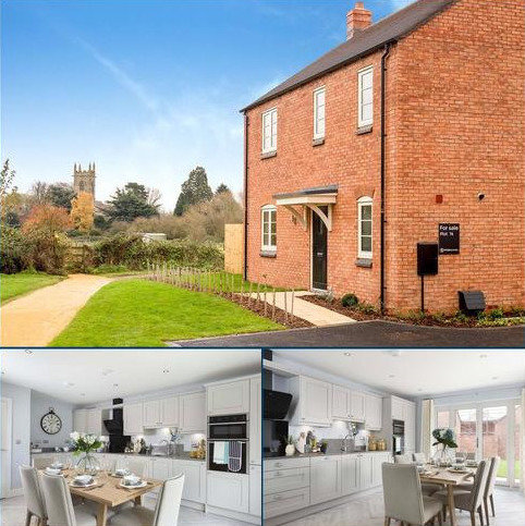 3 bedroom detached house for sale - Church Meadows, Evesham Road, Salford Priors, WR11