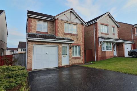 3 bedroom detached house to rent - Dalbeattie Braes , Airdrie, North Lanarkshire, ML6 8GQ