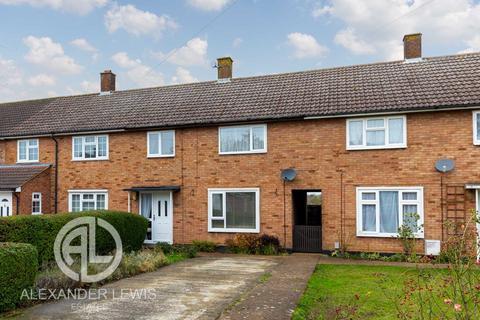 3 bedroom terraced house for sale - Western Way, Letchworth Garden City, SG6 4SR