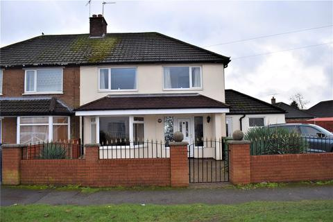 3 bedroom semi-detached house to rent - Burringham Road, Scunthorpe, North Lincolnshire, DN17