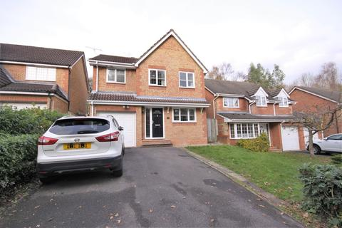 4 bedroom detached house for sale - Andalusian Gardens, Whiteley