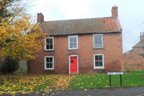 3 bedroom detached house for sale - West Street, Timberland, Lincoln