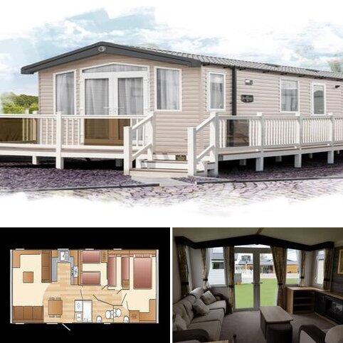3 bedroom mobile home to rent - Cedarwood, Flamingoland