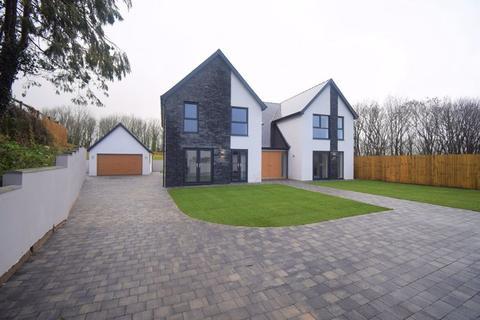 4 bedroom detached house for sale - The Poppies, Heol Las, Maudlam, Bridgend, CF33 4PH