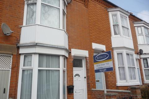 2 bedroom terraced house to rent - Hopefield Road, West End, Leicester