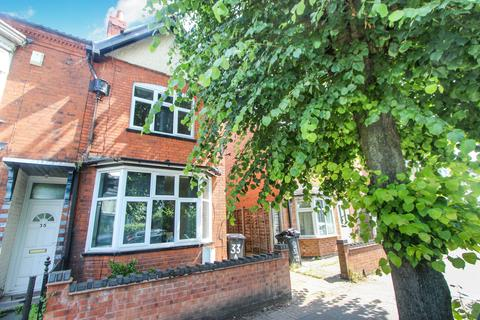 3 bedroom house to rent - Ground & First Floor Flat, Winchester Avenue, West End, Leicester
