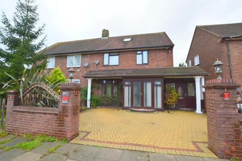 4 bedroom semi-detached house for sale - Homestead Way, Farley Hill, Luton, Bedfordshire, LU1 5PD