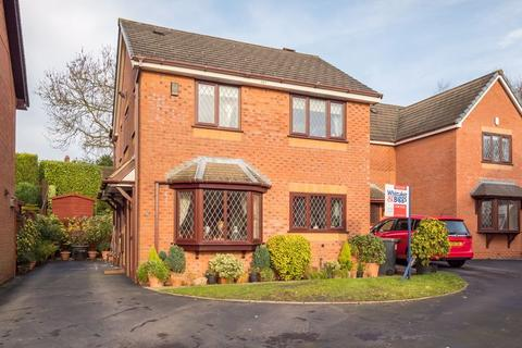 3 bedroom detached house for sale - Willowcroft Way, Harriseahead, Staffordshire, ST7 4YZ
