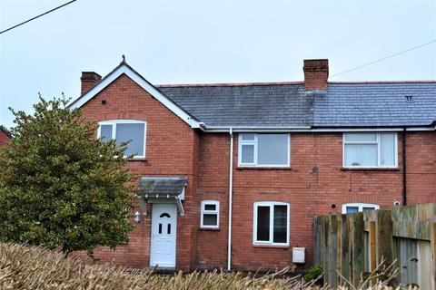 2 bedroom semi-detached house to rent - 52 Gardden Road, Rhos, Wrexham