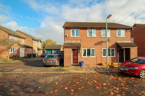 2 bedroom semi-detached house for sale - Hessett Close, Stowmarket, IP14
