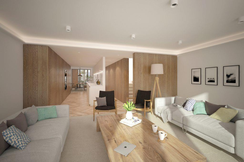 A242 Interior View 04 Type B 3 B three bed duplex 1