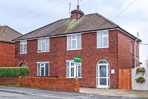 3 bedroom semi-detached house for sale - Jubilee Road, Whitwell, Worksop, S80