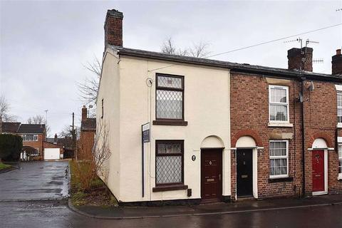 2 bedroom end of terrace house to rent - Canton Street, Macclesfield
