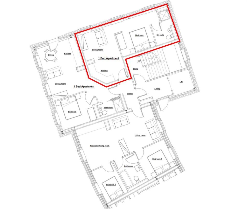 Floorplan: 1 Bedroom Apartments and Open Plan 1 Bed.JPG