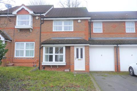 3 bedroom townhouse for sale - Wych Elm Road, Oadby, Leicester