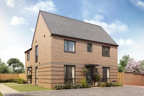 3 bedroom semi-detached house for sale - Plot 117, Hadley at Northstowe, Wellington Road, Cambridge CB24