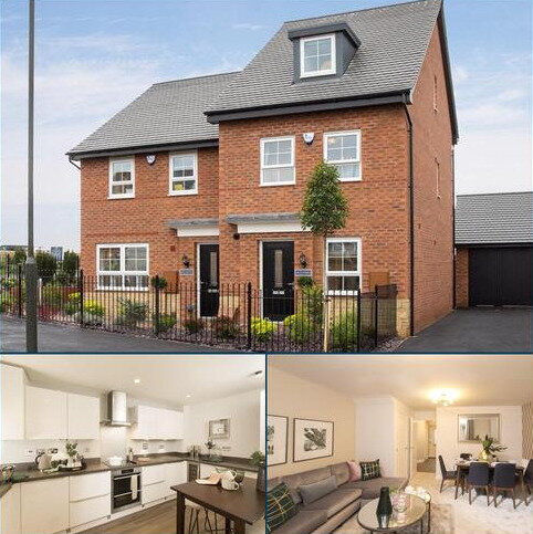 4 bedroom end of terrace house for sale - Plot 80, Woodcote at North Gosforth Park, Rydal Terrace, North Gosforth, NEWCASTLE UPON TYNE NE13