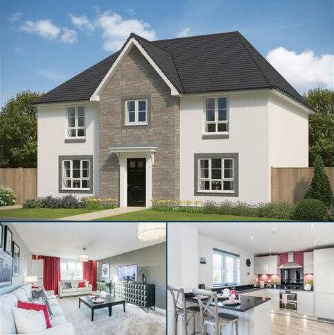 4 bedroom detached house for sale - Plot 311, Buchanan at Osprey Heights, Oldmeldrum Road, Inverurie, INVERURIE AB51