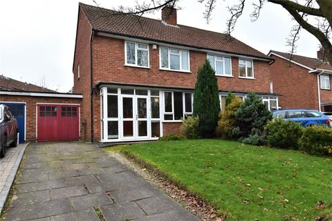 2 bedroom semi-detached house for sale - Mulberry Road, Bournville, Birmingham, B30
