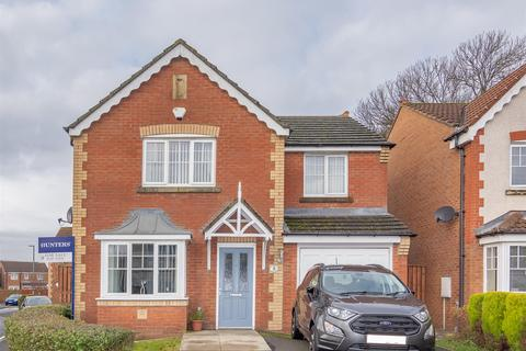 4 bedroom detached house for sale - Granary Court, Consett, DH8 6FF