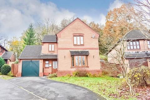 4 bedroom detached house for sale - Primrose Close, Brackla, Bridgend . CF31 2BS